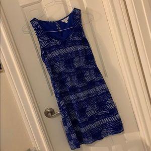 Blue charming Charlie dress 🦋